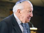 Holocaust Survivor Martin Lowenberg